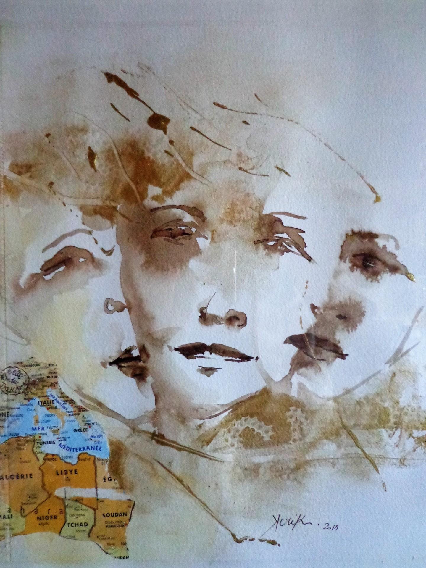 Georges Kulik - sans titre 1